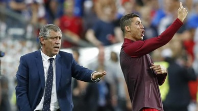 Mourinho critica durament l''entrenador' Cristiano