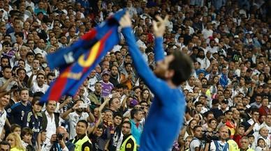 Leo Messi va despertar el Reial Madrid