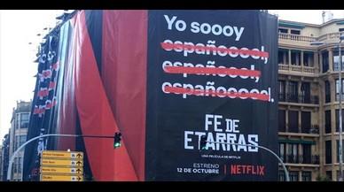'Fe de etarras': Interior pide a Netflix empatía con las víctimas del terrorismo
