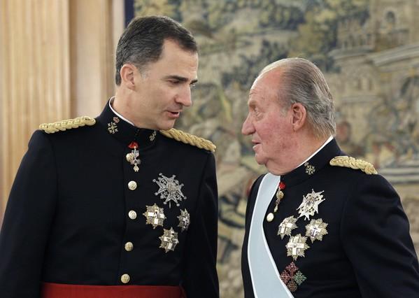 Aprobado el último trámite para aforar al rey Juan Carlos