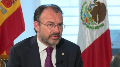 """""""Mèxic no contribuirà de cap de les maneres a la construcció del mur"""""""