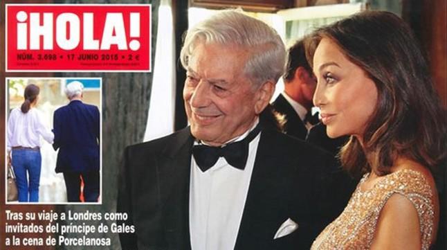Les portades que no li agraden a Mario Vargas Llosa