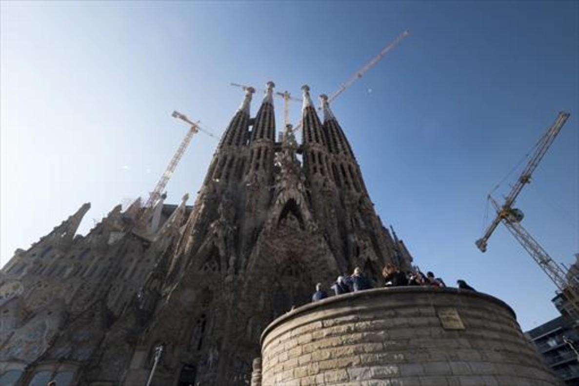 Barcelona y la sagrada fam lia regularizar n la licencia for Permiso de obras barcelona