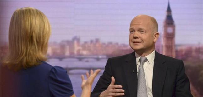 El ministro de Exteriores británico explicará en el Parlamento el supuesto espionaje en internet