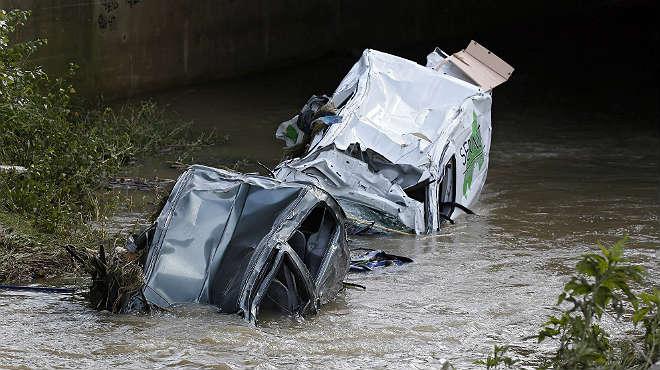 Les inundacions al sud de França causen 17 morts
