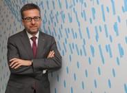 El comisario europeo de Investigación, Carlos Moedas, en la sede barcelonesa de la escuela de negociosEsade.