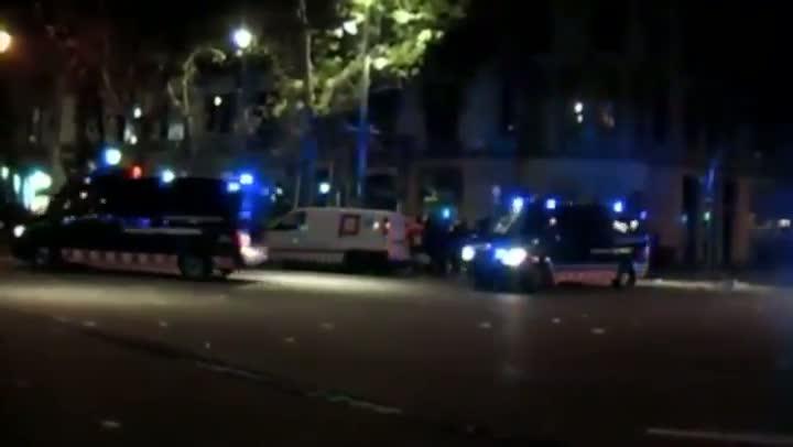 Sicom reafirma amb el seu vídeo que els Mossos van disparar el 14-N a la zona on Ester Quintana va perdre l'ull