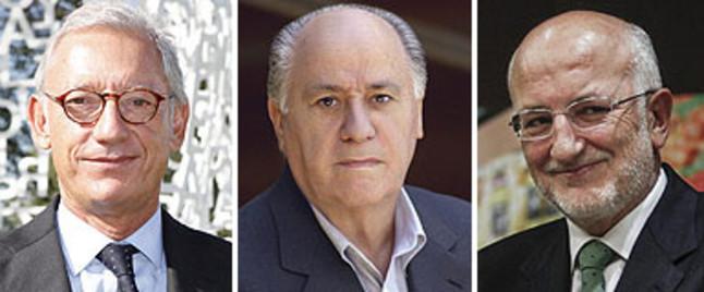 Una cuarta parte de las fortunas más grandes de España son de Catalunya