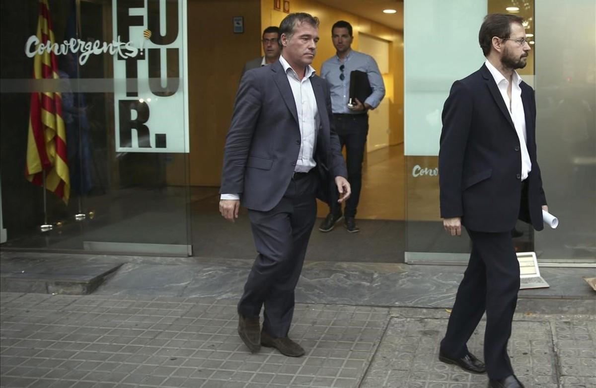 Anticorrupción releva a los fiscales del 'caso 3%'