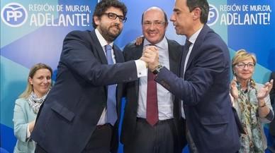 """Maíllo critica l'actitud de Ciutadans a Múrcia: """"Han tret la destral de justiciers"""""""