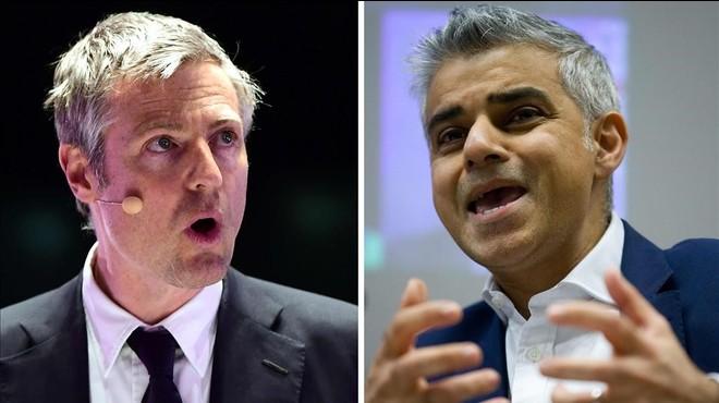 Un candidat musulmà, favorit per a l'alcaldia de Londres