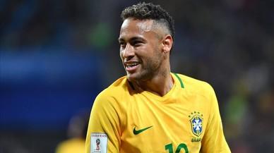Neymar, multat amb un milió d'euros per evasió fiscal