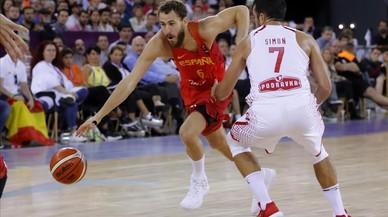 Rodríguez salva Espanya en un partit espès contra Croàcia
