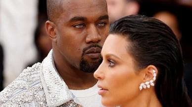 Kim Kardashian i el raper Kaye West, en teràpia