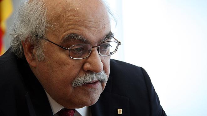 """Espanya té """"l'obligació"""" de pagar als pensionistes encara que Catalunya s'independitzi, afirma Mas-Colell"""