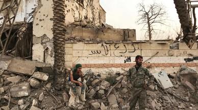 El Estado Islámico pierde Abu Kamal, su última ciudad en Siria