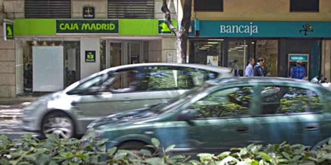 Bancaja aprueba la alianza con caja madrid for Caja madrid oficina de internet