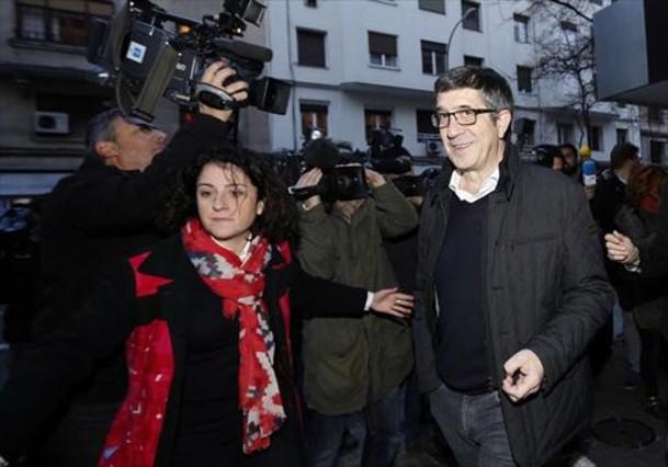 El PSOE confirma que propondr� a Patxi L�pez como presidente del Congreso