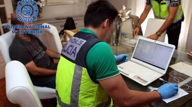 Detingut a Xile el cobrador d'un segrest virtual a una família de Saragossa