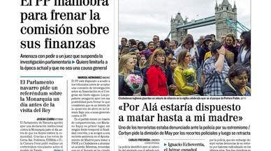 Rajoy demanarà la suspensió de Puigdemont si firma la convocatòria del referèndum ('La Razón')