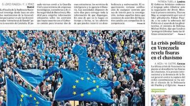 """La fiscalia es llança sobre les empreses usades per la Generalitat per crear les """"estructures d'Estat"""", segons 'El País'"""
