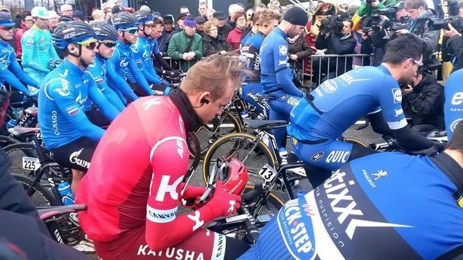 Bèlgica plora els seus dos ciclistes