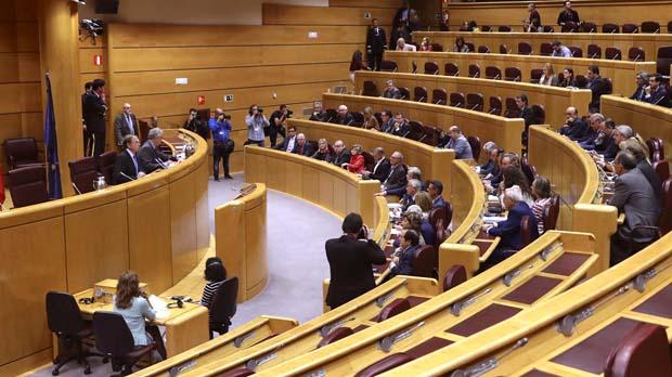 El Senat ofereix a Puigdemont un debat cara a cara amb el Govern central