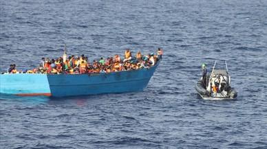 El 2016 ya es el año con más muertes de inmigrantes en el Mediterráneo