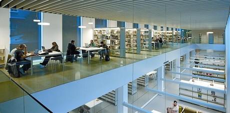 Alchemika se transforma en biblioteca autoservicio