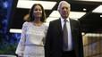 Vargas Llosa sopl� las velas de su 80 cumplea�os ante 500 invitados