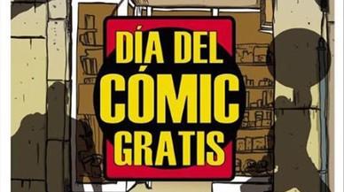 Este sábado, llévese un cómic gratis