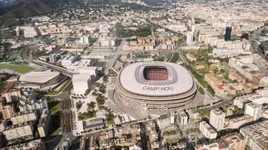 El proyecto del Espai Barça pasa el primer trámite de aprobación municipal