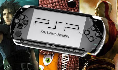 Las mejores sagas de videojuegos estuvieron presentes en PlayStation Portable.