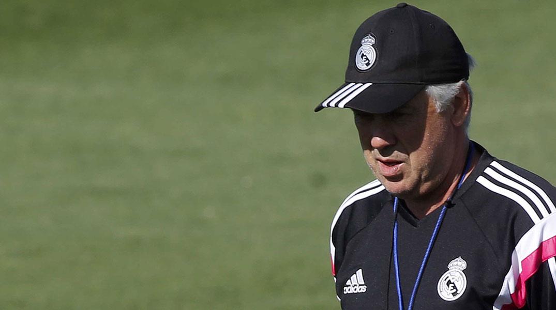 """Ancelotti: """"Tengo la idea de poner una sorpresa en el campo"""""""