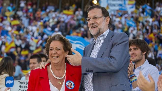 El PP se la juga amb Rita Barberá