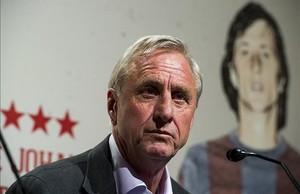 Cruyff, en una imagen del 2014.