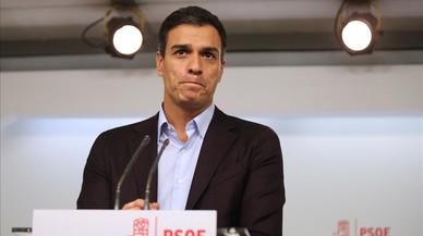 Pedro Sánchez critica al PSOE que faciliti l'elecció de Fernández Díaz al capdavant de la comissió d'Exteriors