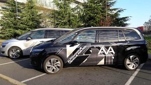 Vehículo autónomo AVA