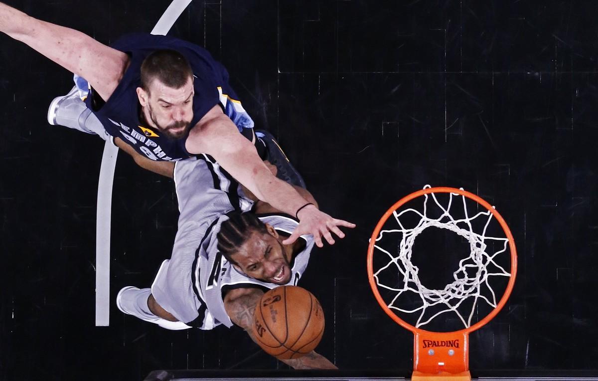Els Spurs deixen sense premi l'exhibició de Marc Gasol