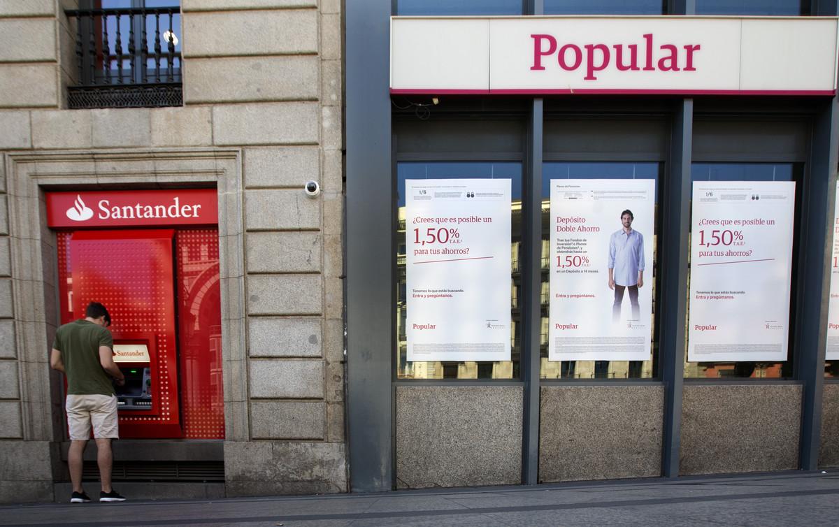 Los sindicatos temen la repercusi n de la venta en el empleo for Oficinas banco santander en barcelona