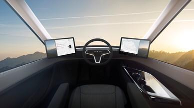 Tesla presenta un camió semiremolc elèctric
