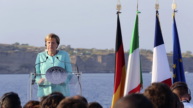 La marató de Merkel