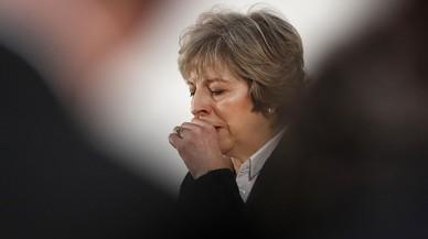 La set claus del pla de May per al 'brexit'