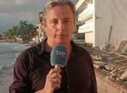 El periodista Vicenç San Clemente.
