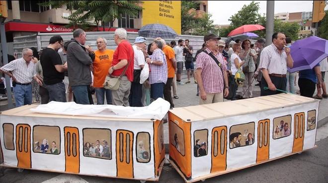 El tram de la L-10 del metro fins a la Zona Franca es reprendrà el 15 de febrer