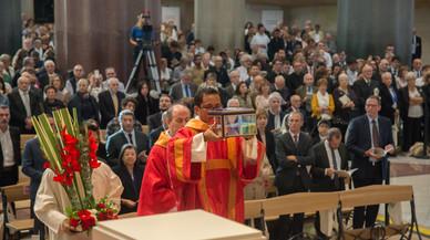 Beatificados 109 mártires claretianos en un acto en la Sagrada Família