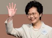 Carrie Lam, nueva jefa del Gobierno de Hong Kong.