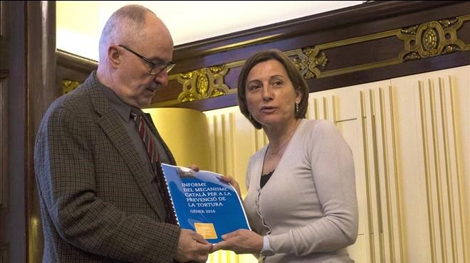 El Síndic reclama una formació mèdica més bona per detectar tortures