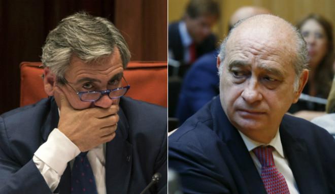 El Supremo archiva la querella contra Fernández Díaz y De Alfonso