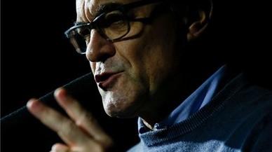 """Artur Mas considera """"una provocació innecessària"""" l'estàtua de Franco al Born"""